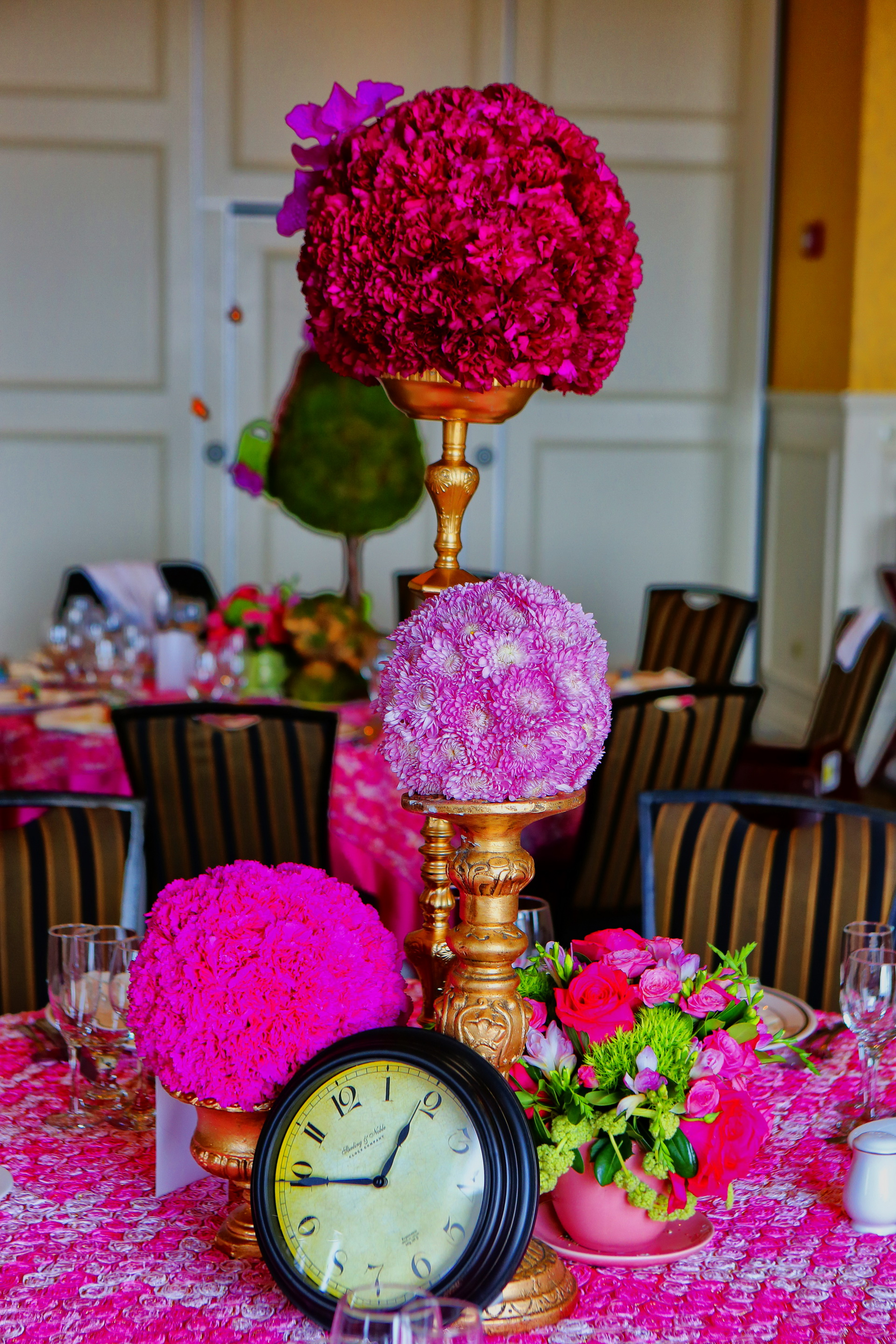 City Blossoms | floral architecture | event creative